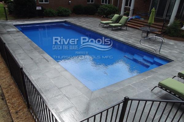 One Piece Fiberglass Pools The Pool People Of Ohio