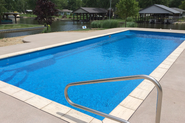 One Piece Fiberglass Pools The Pool People Of Ohio
