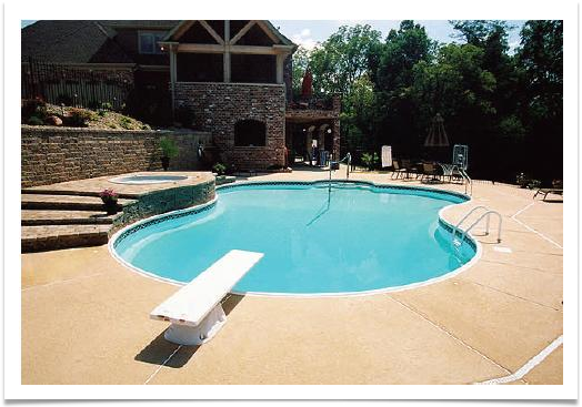 The Pool People Of Ohio In Ground Swimming Pool Installers In Ohio And Hot Tubs Retailers