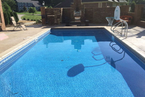 electrical requirements for inground pool