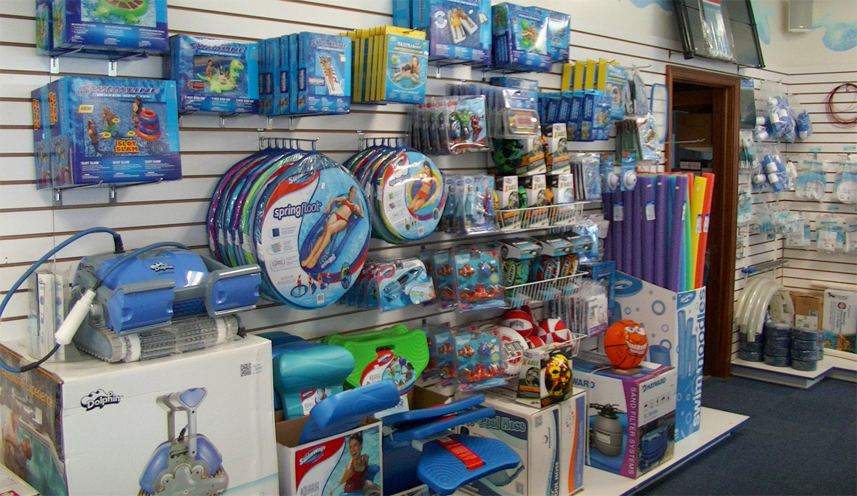 Local pool supplies store the pool people of ohio in ground swimming pool installers in ohio for Does lowes sell swimming pool supplies