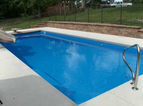 One Piece Fiberglass Pools The Pool People
